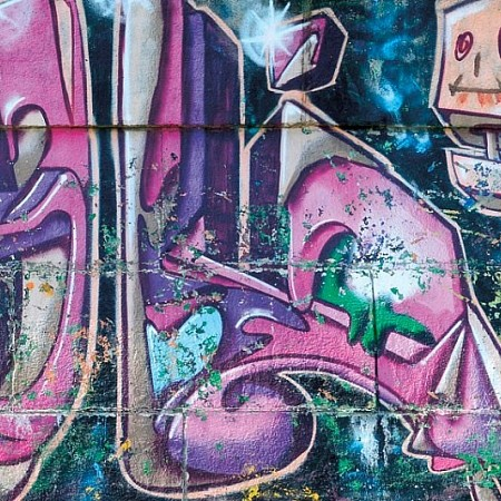 GRAFFITI (Teil 2) / ausgebucht